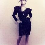 shoot pour Lola Fournier Styliste Créatrice